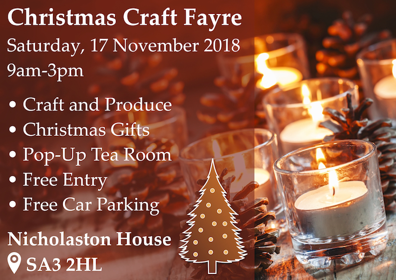Christmas Craft and Produce Fayre