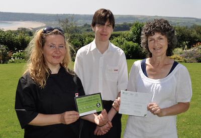 Nicholaston House Awarded 'Level 5' Food Hygiene